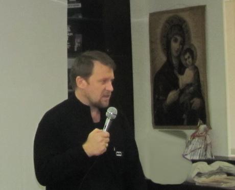 У Харкові відбулась зустріч з головою всеукраїнської громадської організації «Ніхто крім нас» Олександром Ковальовим