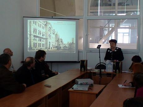 В'ячеслав Труш і Ніна Немировська поділилися матеріялами про колишній кафедральний собор Української Автокефальної Православної Церкви в Харкові, знищений комуністичною владою 1929 р.