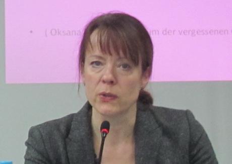 У Харкові відбулась відкрита лекція на тему:  «Колективна травматична пам'ять України: приклади Голодомору і Чорнобиля»