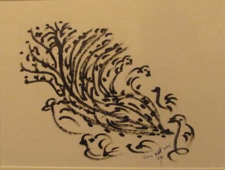 У галереї «Маестро» триває виставка оригінальних картин у стилі Джанра-Кала