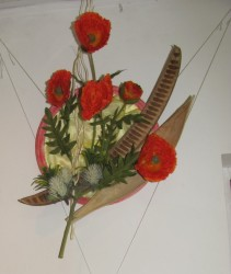 У галереї «Маестро» відбулось відкриття виставки рукоділля Людмили Приймак