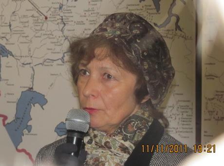 Мешканка Харкова Родислава Капніст розповіла про ті знущання, яких зазнали її батьки в концентраційних таборах далекої півночі
