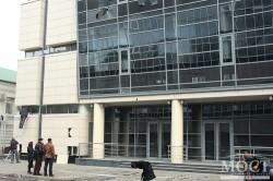 Бізнесмен загинув від вибуху урни в центрі Дніпропетровська (ФОТО)