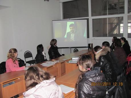 У Свято-Дмитрівському храмі УАПЦ відбулась зустріч християнської молоді на тему дотримання постів