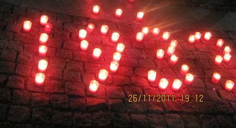 До пізнього вечора в Харкові тривали заходи з вшанування пам'яті жертв Голодомору