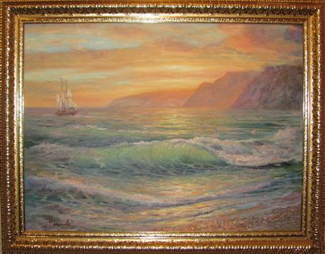 У Харківській галереї «Маестро» триває виставка картин відомих харківських художників – Людмили й Олександра Чемоданових