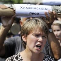 Ліс рубають, людей саджають - діалог Путіна з народом