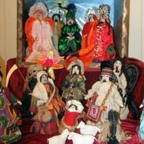 Виставка «Зимова казка»: майстер-класи з виготовлення різдвяних ляльок  у Харкові