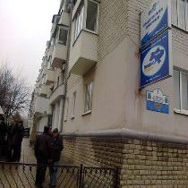 В Донецьку чорнобильці під приймальнею Партії регіонів збирають підписи для звернення до Європейського суду