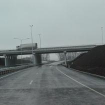 Нарешті з окружною: у Дніпропетровську пустили транспорт по новозбудованій об'їзній дорозі