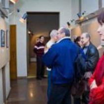 У Художньому музеї Дніпропетровська  відкрилась справжня зима