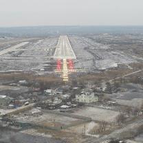 Харківський аеропорт відновлює повноцінну роботу. Нове обладнання дозволяє працювати цілодобово за будь-якої погоди