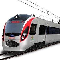 З Харкова до столиці за 3,5 години: перші потяги «Хюндай» до ЄВРО-2012 доставлять в Україну в лютому