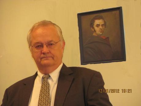 Харків відвідав єпископ Української Лютеранської Церкви В'ячеслав Горпинчук та американський пастор Ніл Шрейдер