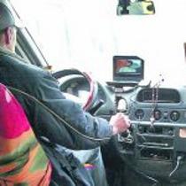 Дніпропетровськ: Кіно для водіїв громадського транспорту