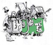 Харків'янам роз'яснюють, як розрахуватися саме за вивіз сміття