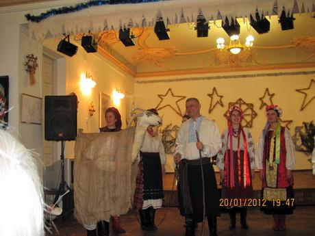 Останній день циклу різдвяних свят завершився концертом автентичної музики