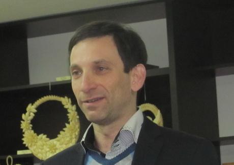 Харків відвідав головний редактор телеканалу TVi Віталій Портников