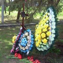 В Дніпропетровську на День Соборності відкрили меморіальний камінь на могилі вояків УНР
