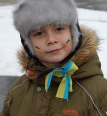 Українська кров «вбиває» кір: хроніка Дня Соборності
