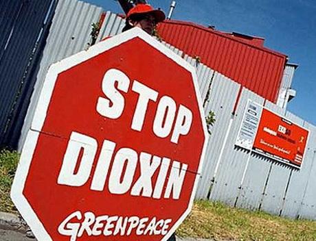 У Харкові трапилося масове отруєння людей діоксином