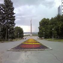 Історики хочуть повернути Жовтневій площі Дніпропетровська її початкову назву — Соборна і розпочати там археологічні розкопки