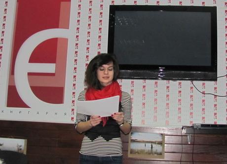 У Харкові відбувся літературний вечір «Поезія з усього світу»