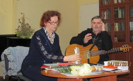 Відбувся ювілейний вечір відомої харківської письменниці й композиторки Людмили Лендюк