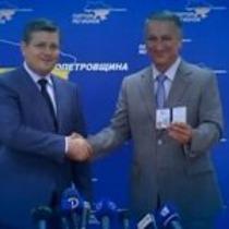 Іван Куліченко – міський голова Дніпропетровська без реальної влади.  Вигідно всім