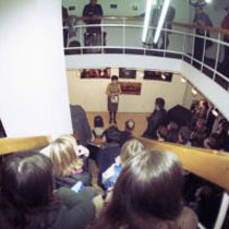 У муніципальній галереї відкрилась персональна виставка Вадима Петрова