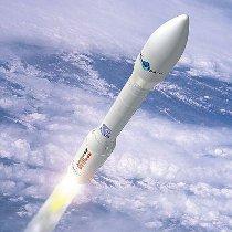 Сьогодні успішно стартувала європейська ракета-носій «Вега» з українським маршовим двигуном