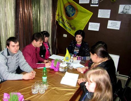 Ніна Баласанян: «Навчити і навчитися любити свою країну – Україну, як Тарас Григорович Шевченко»