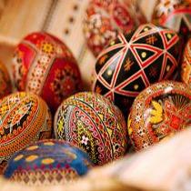 У Донецьку на Великдень готують виставку писанок