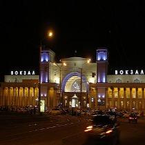 Залізничний вокзал Дніпропетровська міністерство інфраструктури визнало кращим в Україні