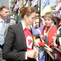 УСДП – партія Наталії Королевської «Україна – Вперед!»