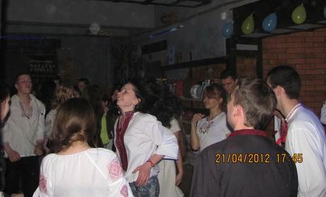 Гаряча українська вечірка «ЯкВаріант»