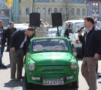 У Києві відбудеться традиційний письменницький автопробіг