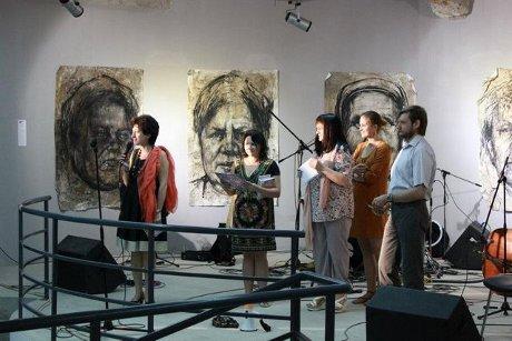 «Non Stop Media - 2012»: художньо про бюрократію, вигідні місця, жінку та український кримінал