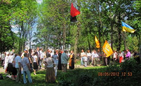 Харківці вшанували пам'ять загиблих у Другій Світовій війні