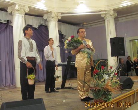 У Харкові відбувся концерт заслуженого артиста України Ігоря Богдана