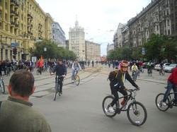 «Велодень-2012» проїхався вулицями Харкова