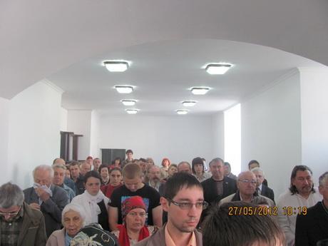 В рамках урочистої академії до Дня Героїв відбулась зустріч із діючими членами ВО «Тризуб» та Конгресу Українських Націоналістів