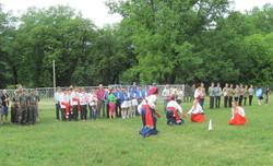 На обласному етапі гри Сокіл-Джура змагалося 15 команд. Перше місце виборола команда міста Чугуїв
