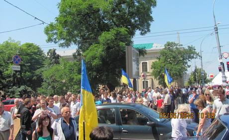 Харківці вимагають одну державну мову – українську