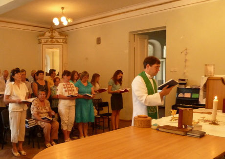 Запрошуємо на відкриття Літньої Біблійної школи за участі американських волонтерів