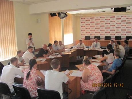 Харків відвідав Народний депутат України Андрій Шевченко