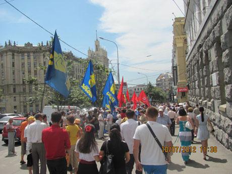 Розпочалася позачергова сесія Харківської міської ради
