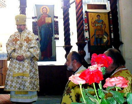 У Свято-Дмитрівському храмі відсвяткували 70-річчя входження Харківсько-Полтавської єпархії до складу Української Автокефальної Православної Церкви