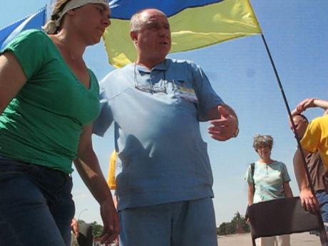 Поштовхом до припинення голодування Жанни Титаренко стало різке погіршення самопочуття