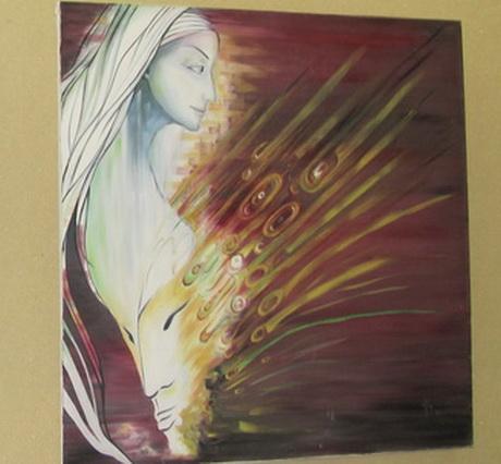 Різні сторони життя в картинах художниці-символістки Ірини Куликової
